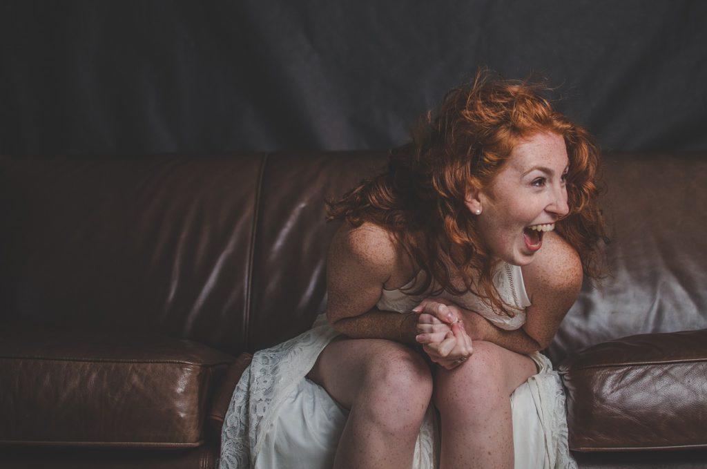 Смех и стресс