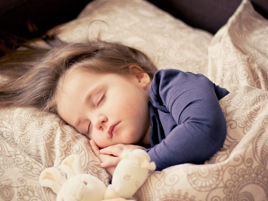 здоровый сон от тревоги