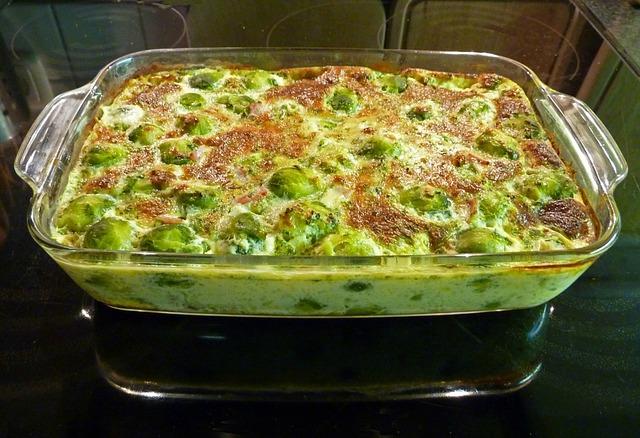 Как готовить брюссельскую капусту