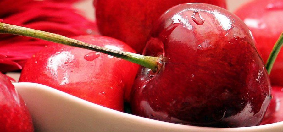 Вишневая диета убирает жир на животе