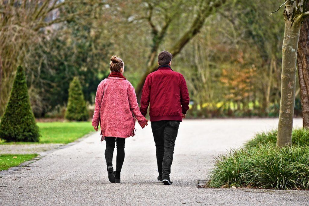 Прогулки и здоровье