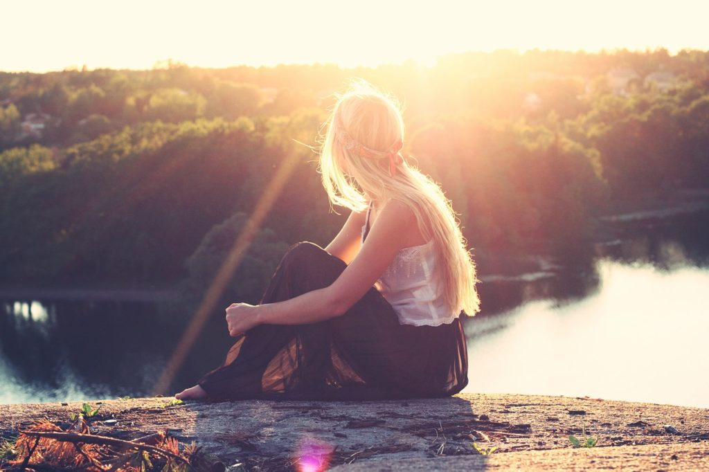 Солнце от тревоги