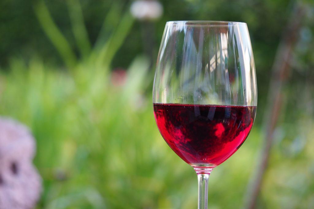 Красное вино для здоровья