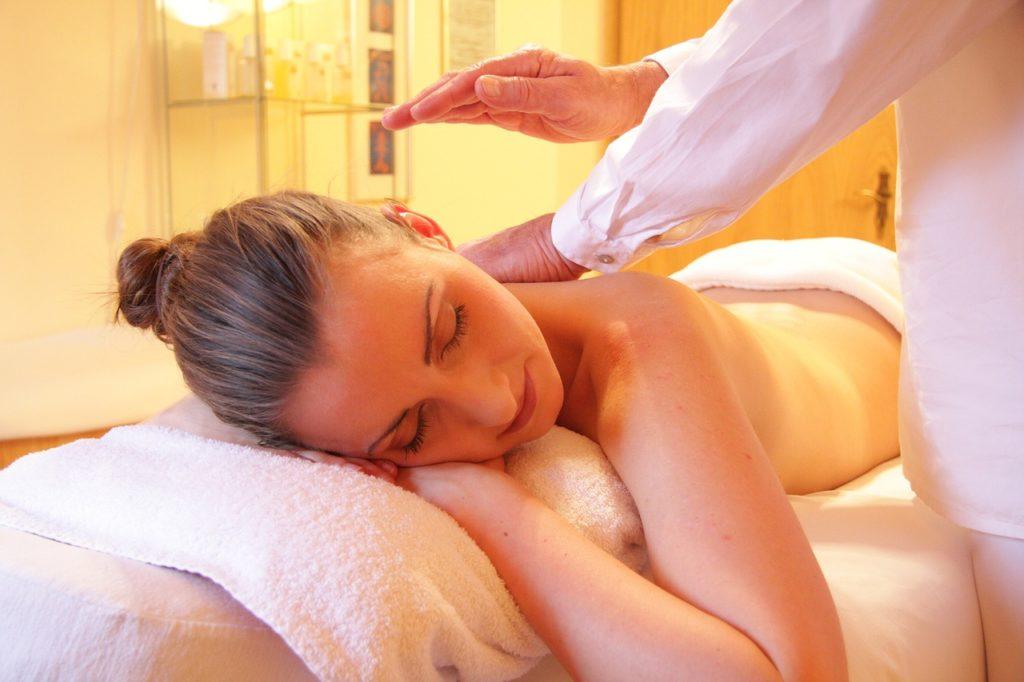массаж и стресс