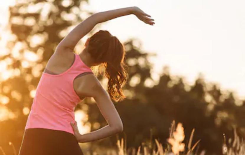 Физические упражнения фото