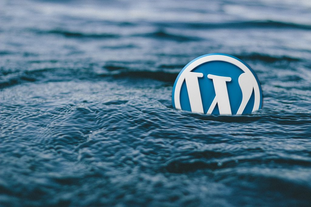 Сайт или блог на wordpress