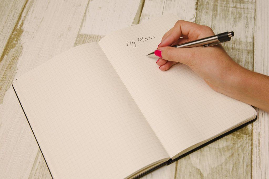 Как написать план для вашей статьи